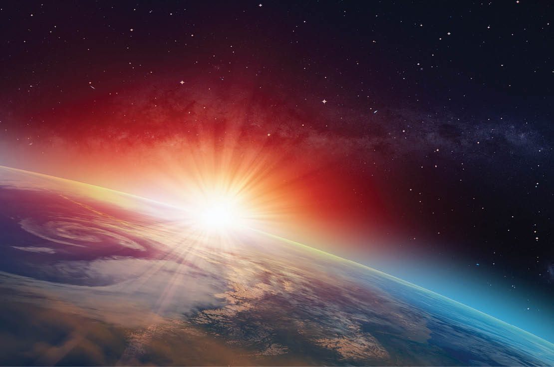 Journey Through Space