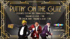 "Gay Men's Chorus of South Florida 2021 Gala Fundraiser ""Puttin' on the Glitz"""