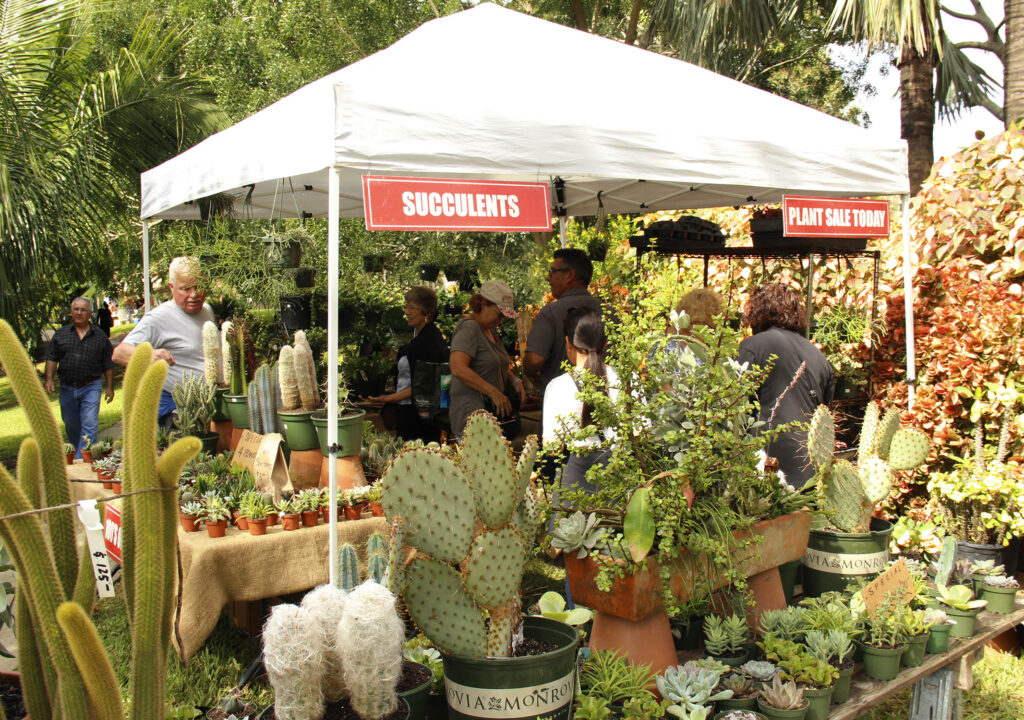 PLANT-A-PALOOZA at Mounts Botanical Garden  (Photos Courtesy of Mounts Botanical Garden)