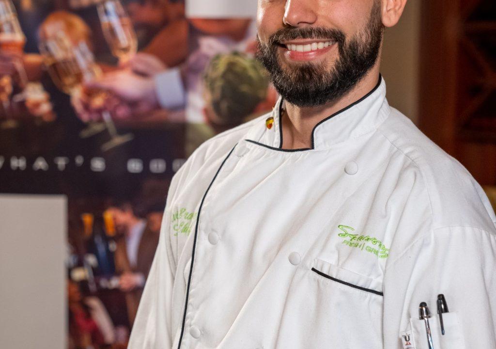 Chef Elvis Bravo