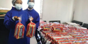 AHF_Bread and a Helping Hand to Lesotho