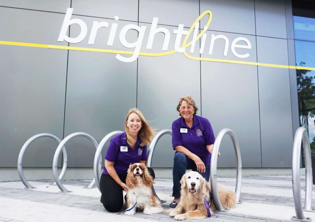Photos Courtesy of Brightline and DKC News