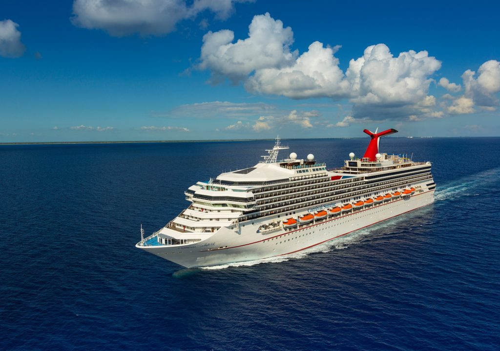 Photos Courtesy of Carnival Cruise Lines