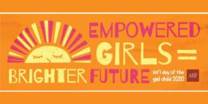 Empowered Girls Ad