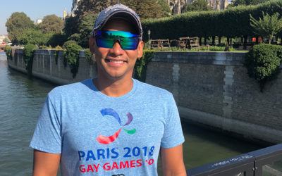 Gay Games Swimmer A